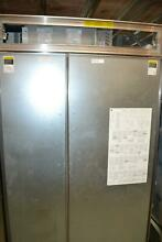 Sub Zero BI 42S  S TH 42  Stainless Steel Built In Side By Side Refrigerator