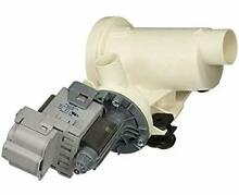 Washer Drain Pump Motor Assembly Kenmore Elite HE4T Whirlpool WFW9400VE01 Duet