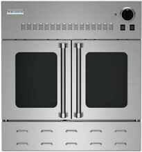 Blue Star 30  Gas WALL OVEN Convection French Doors 25 000 BTU Burner bw030ags