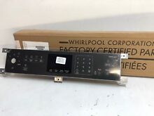 W10728523 WHIRLPOOL RANGE MEMBRANE SWITCH  NEW PART