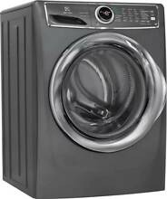 Electrolux EFLS627UTT 27  Front Load Washer with Luxcare Wash System in Titanium