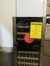 33 Bottle Dual Zone Freestanding Wine Cooler by AKY