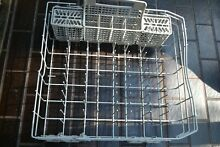 Whirlpool  Kenmore Dishwasher Lower Rack plus silverware basket