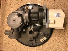 Kenmore Whirlpool Dishwasher Pump and Motor Assembly WPW10455268 WPW10510667