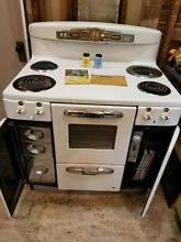 1948 Tappan Deluxe range in good condition