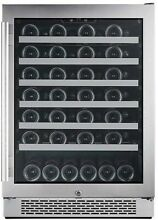 Avallon AWC241SZRH 54 Bottle 24  Dual Zone Built In Wine Cooler Right Hinge