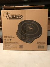 Nuwave 2 Precision Induction Electric Portable Cooktop Model 30151 New