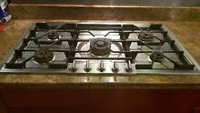 Gaggenau 200 KG291120CA 36  Gas  Natural   LP  Cooktop with 5 Burners  Stainless