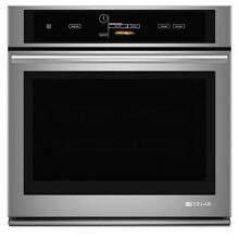 JennAir JJW3430DS Euro Style Series 30  Smart Electric Single Wall Oven V2 Wi Fi