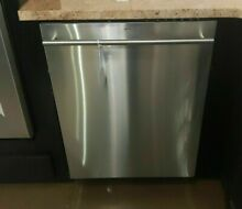 GE Monogram ZDT975SSJSS Stainless Steel Fully Integrated Built In Dishwasher