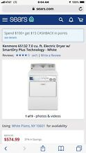 Kenmore Electric Dryer BRAND NEW STILL IN UNOPENED BOX