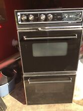 LOCAL PICKUP Jenn Air 30  Slide In Electric Double Oven Convection Range Black