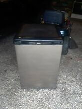 Avanti 3 3 Cu Ft Refrigerator with Chiller Compartment Black Local Pick Up