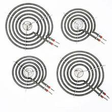 Supplying Demand WB30T10074 WB30T10078 Electric Range Burner Kit 4 Piece Set