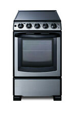 Summit REX2071RT 20 W 2 3 Cu  Ft    Stainless Steel