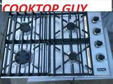 Viking 162  30  Stainless Gas Cooktop in los angeles