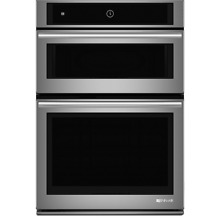 JENN AIR 30  MICROWAVE WALL OVEN COMBO W  MULTIMODE CONVECTION SYS   JMW2430DS