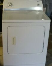 AMAN BY WHIRLPOOL ELECTRIC DRYER