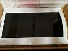 Used Lg ADC74347105 Microwave Door Assembly Genuine OEM part