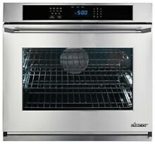 Dacor Renaissance RNO127S  27 Inch Electric Wall Oven Stainless Soft Close Door