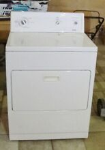 KENMORE SUPER CAPACITY SERIES 80 GAS DRYER