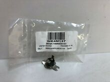 WE4M137 GE DRYER THERMOSTAT  NEW PART