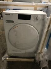 Miele TWB120WP T1 Classic Heat Pump Tumble Ventless   Ductless Dryer