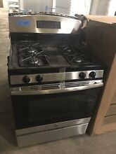 GE JGB700SEJSS 5 0 cu  ft  Gas Range Electric Convection Oven in Stainless Steel