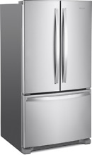 Whirlpool WRF535SWHZ 36  French Door Refrigerator Interior Water Dispenser