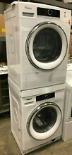 Whirlpool 24  Compact Front Load Stacked Washer   Ventless Dryer Set Tampa Bay
