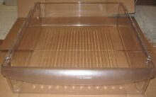 Frigidaire Refrigerator Meat Drawer Fresh Lok Meat Keeper Drawer Only