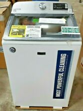Maytag MVW7232HW 27 Inch Top Load Smart Washer Extra Power Button White Wi Fi