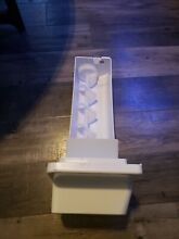 Samsung Bottom Mount Refrigerator RFG297HDBP ice maker tray