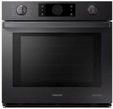 Samsung NV51M9770SM Chef Collection 30  Smart Wall Oven Wi Fi Black Stainless