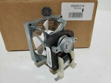 WB26X114 GE OVEN COOLING FAN  NEW PART