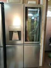 LG SIGNATURE 31CuFt 4 door French Door Refrigerator with InstaView and
