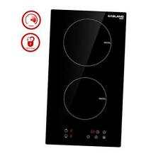 12  Built in Induction Cooktop  GASLAND Chef IH30BF 12 inch 19 7  x 10 7