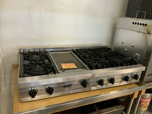 Viking 48 inch CookTop