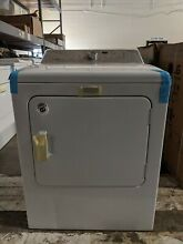 Maytag MEDB766FW 29 Inch 7 cu  ft  Front Load Electric Dryer with 9 Dry Cycles