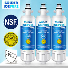 3 Pack Fit For Kenmore 795 72043 112 795 70333 410 LT700P Water Filter