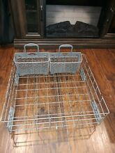 Maytag lower dishwasher rack with 2 basket