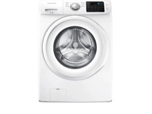 Samsung WF42H5000AW 4 2 cu  ft  Front Load Washer in White