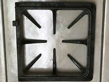 GE Profile Gas Stove Grate Used but Very Good Condition