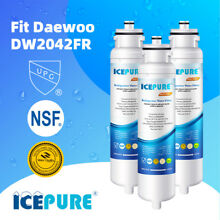 Fit For Kenmore 3019986700 46 9130 04609130000P Water Filter 3 Pack Icepure