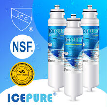 Fit For Kenmore 9310 Hisense HR6FDFF701SW HX2017FR A Water Filter 3 Pack Icepure