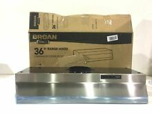 Broan 42000 Series 36 Inch Stainless Steel Under Cabinet Range Hood New Other