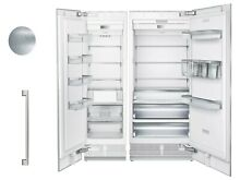 Thermador Freedom 36  Refrigerator   24  Freezer Columns in Stainless Steel 60