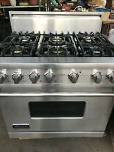 36  Viking Stainless gas Range 6  VGCC5366BSS  in Los Angeles