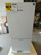 Fisher   Paykel RF170BLPW6 Series 5 32  Refrigerator Bottom Freezer in White