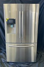 Samsung RF263BEAESR 36  French Door Refrigerator Stainless Steel Tampa Bay Area